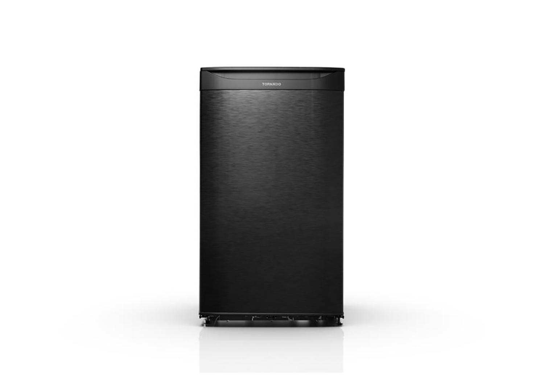 تورنيدو ثلاجة ميني بار أسود MBR-AR100-W